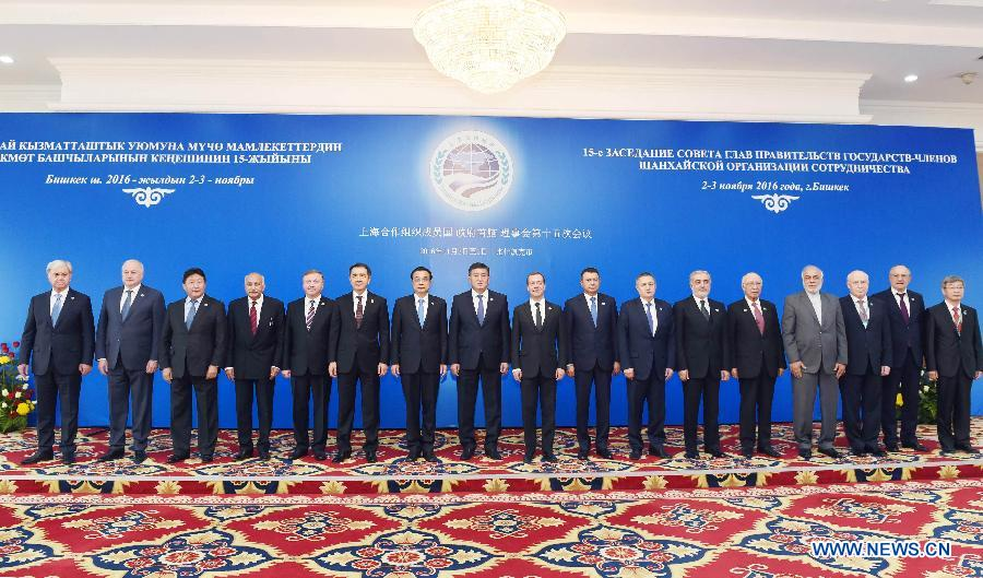 Le PM chinois fait une proposition en six points sur l