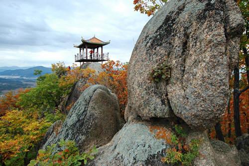 吉林省吉林市朱雀山国家森林公园-全国10家4a级景区被摘牌