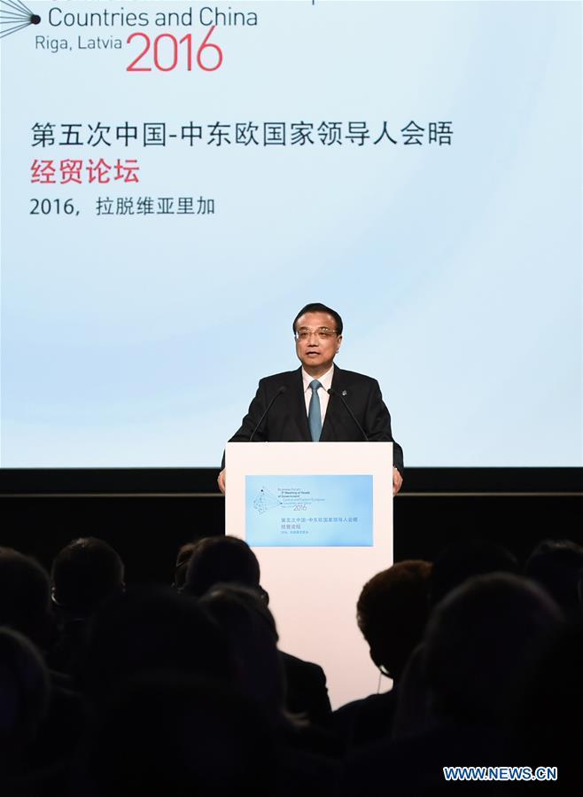 Le Premier ministre chinois se dit confiant dans le développement économique