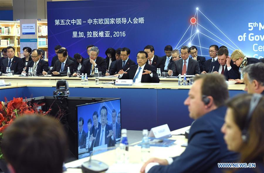 """La coopération """"16+1"""" bénéficiera à la paix et au développement du monde (PM chinois)"""
