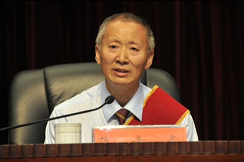 CCTV2016年度法治人物候选人:蒋青春