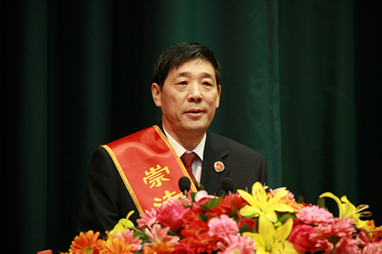 CCTV2016年度法治人物候选人:潘志荣