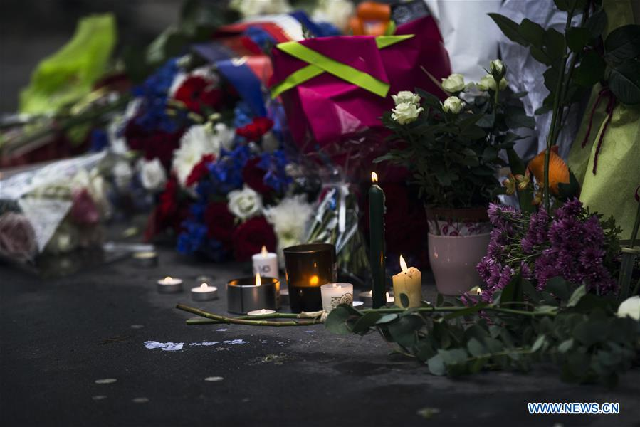 Sting reopens Paris attack music venue