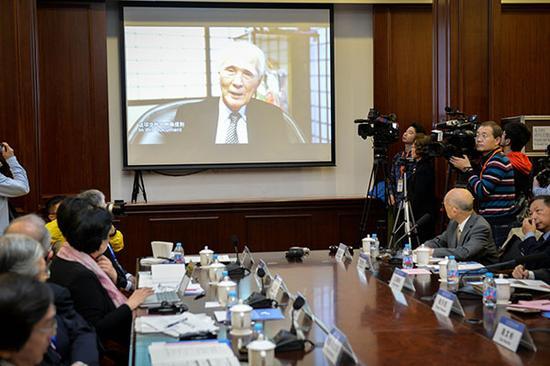 В Шанхае прошел семинар посвященный 68-летию суда над японскими военными преступниками