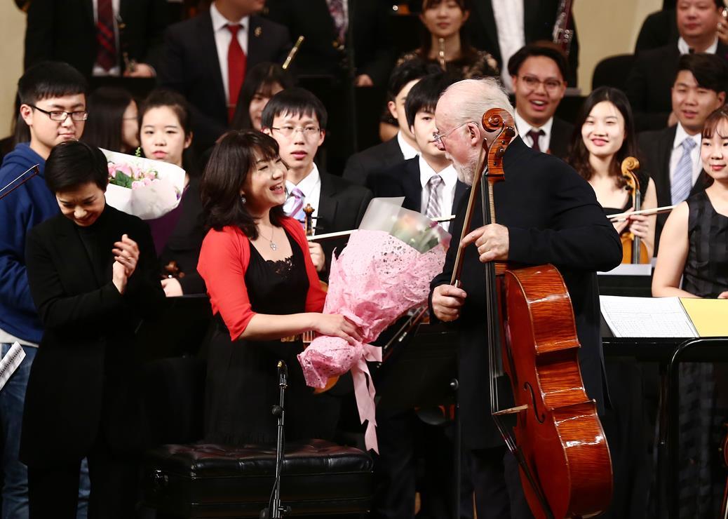 """В Центральной музыкальной консерватории Пекина сыграли музыку к опере """"Записки сумасшедшего"""""""