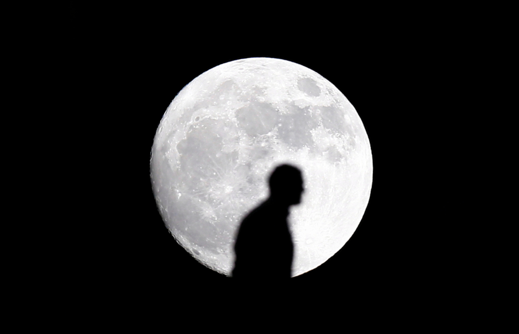 People around the world are preparing for a rare astronomical spectacle - a supermoon.