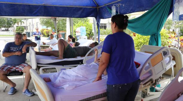 Empresa china ayuda a la reconstrucción del hospital de Junín