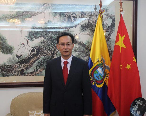 Ван Юйлинь, Посол КНР в Эквадоре
