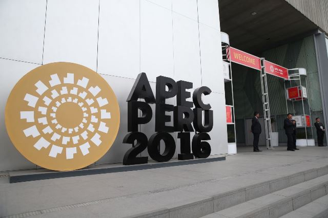 Líderes de la APEC se centrarán en el comercio