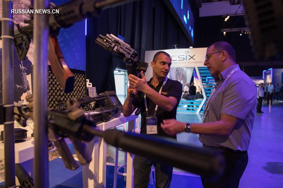 В Израиле прошла выставка национальной безопасности и кибертехнологий