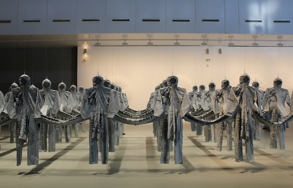 На Шанхайской биеннале представлены работы 92 художников из 40 стран мира