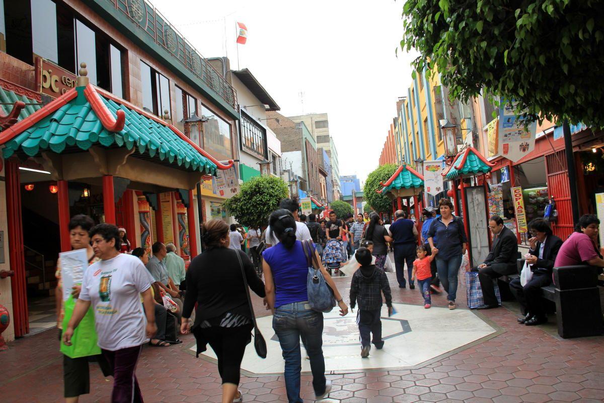 Barrio chino de Lima y su profunda huella Parte II