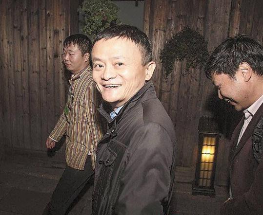 马云 来自网络图片