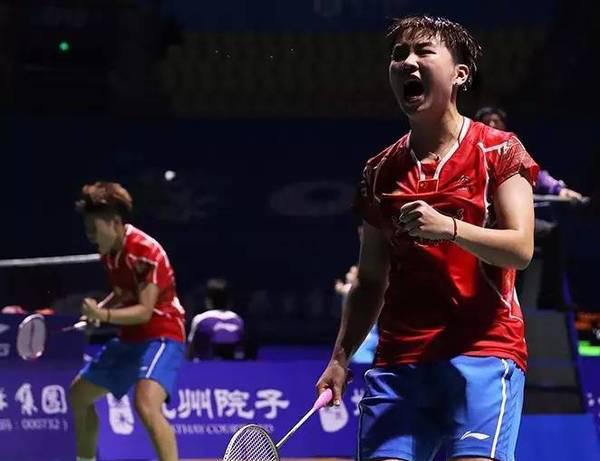 La pareja china de Huang/Li sorprende a la japonesa de Matsutomo/Takahashi, las campeonas olímpicas de Río 2016