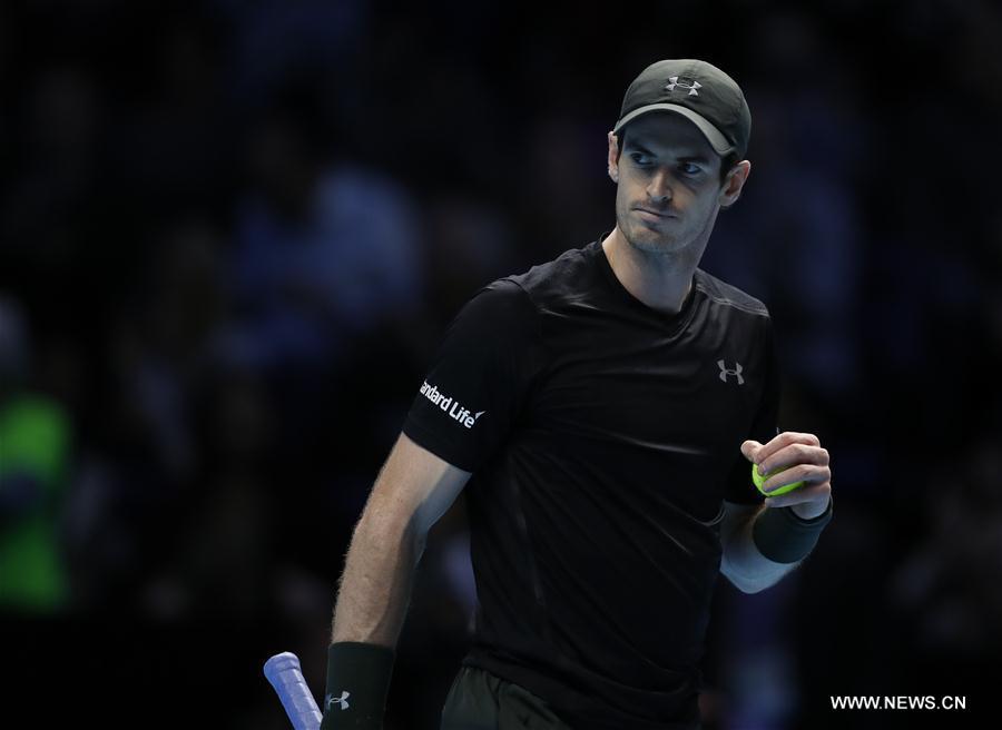 Tenis: Andy Murray supera a Stan Wawrinka y garantiza su boleto a semifinales