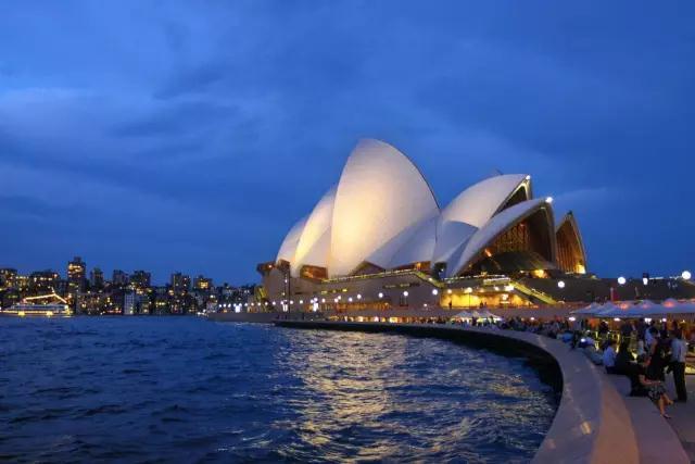 澳洲变化的风景gif
