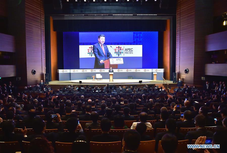 La Chine renouvelle son soutien à la FTAAP face aux sentiments anti-mondialisation