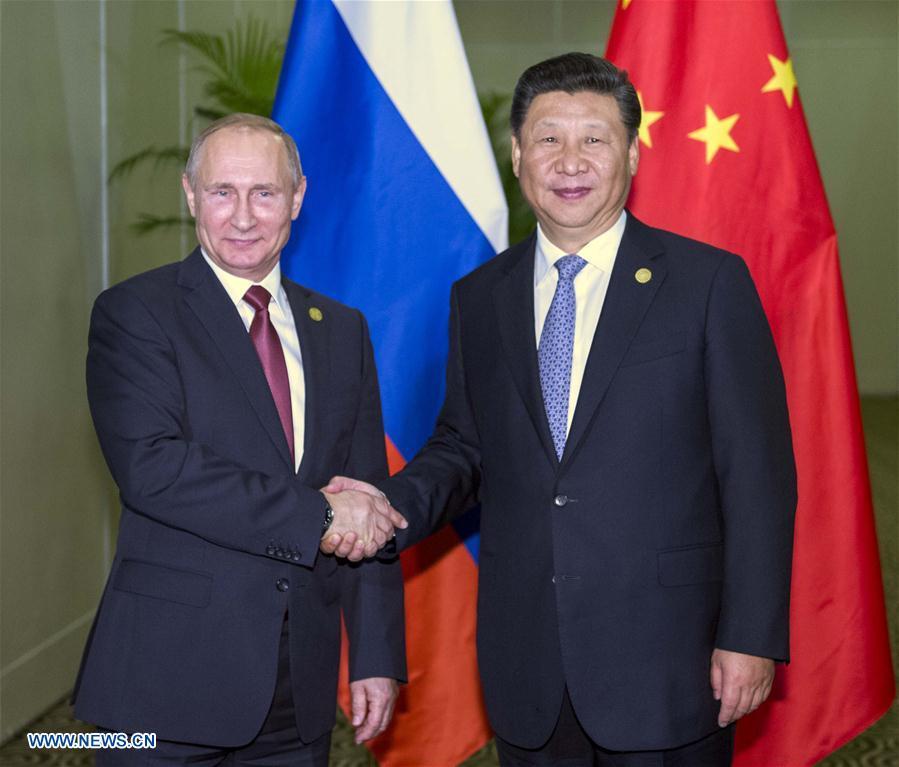 Xi Jinping pide esfuerzos conjuntos con Rusia para avanzar en área de libre comercio Asia-Pacífico