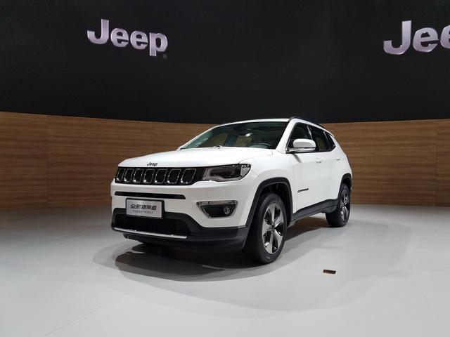 广汽菲克全新Jeep指南者-个个颜值爆表 点评4款车展高人气紧凑型SUV高清图片