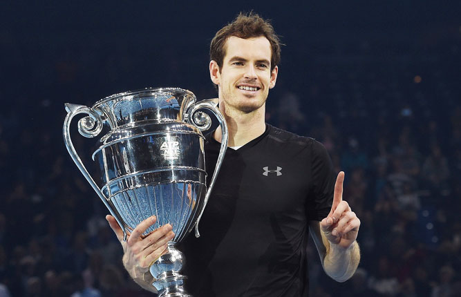 So much at stake for Murray, Djokovic in World Tour finale