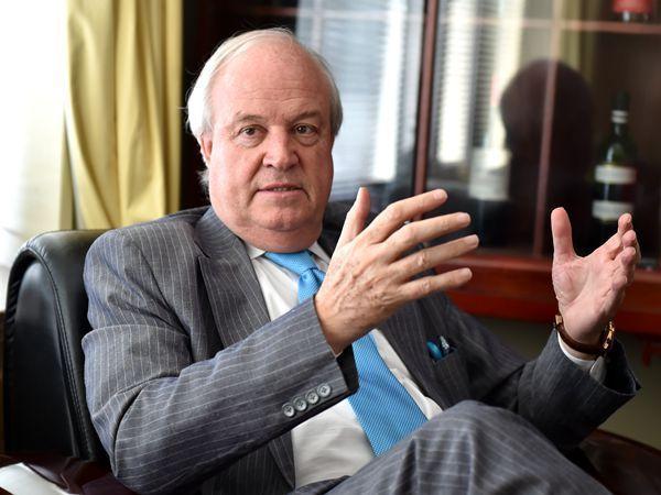 Jorge Heine, embajador chileno