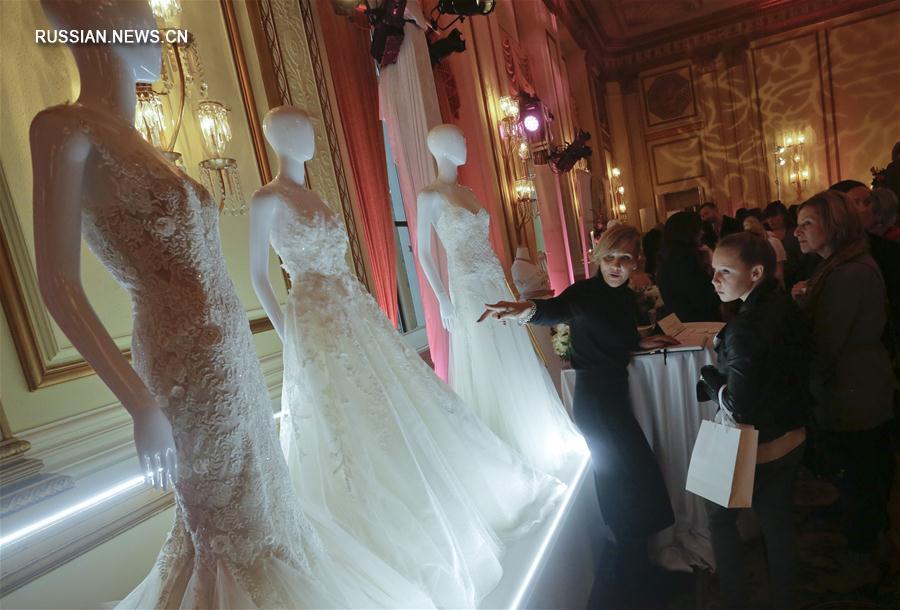 Выставка роскошных свадеб в Ванкувере