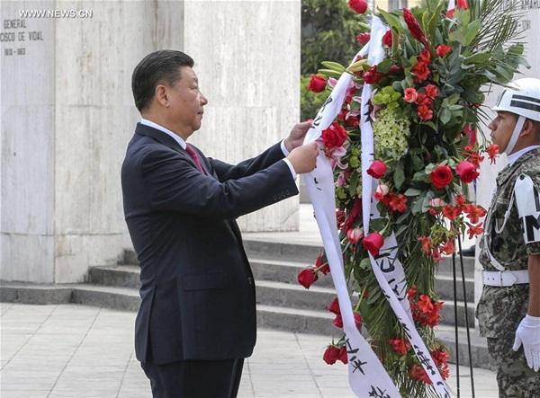 الصين وبيرو تتفقان على دفع تحقيق نمو أفضل وأسرع للعلاقات