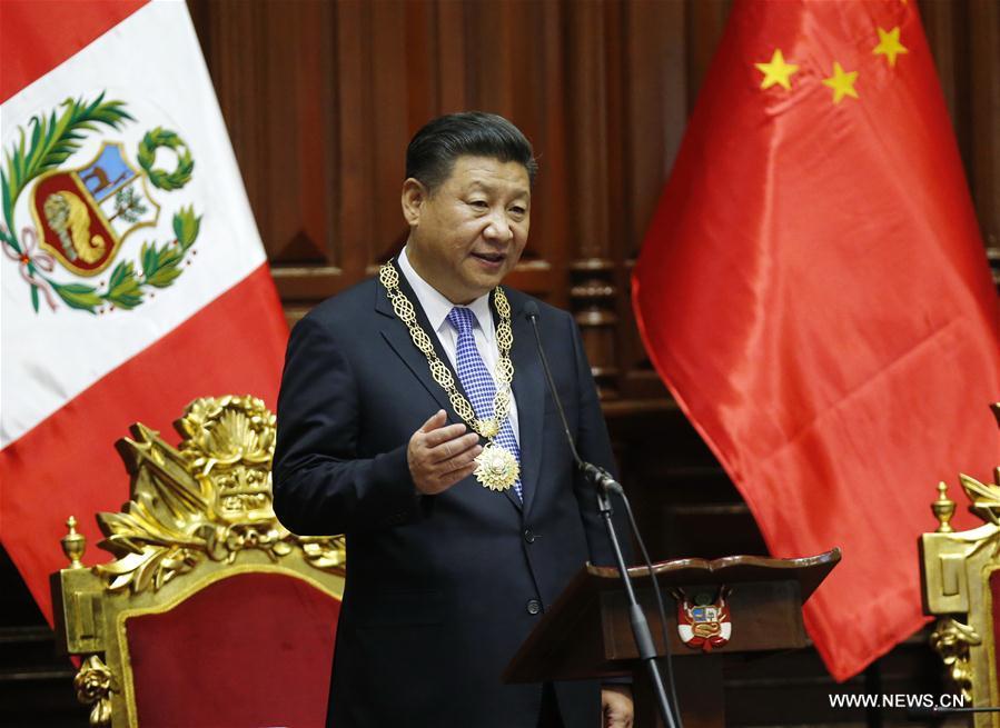 Xi Jinping propose une nouvelle voie pour la communauté de destin Chine-Amérique latine