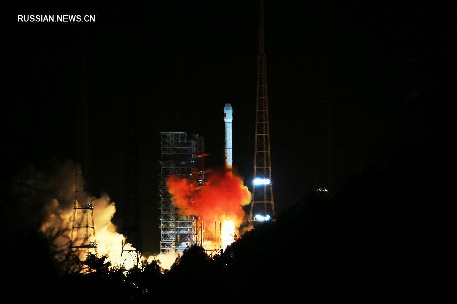 "Китай успешно запустил спутник ""Тяньлянь I-04"""