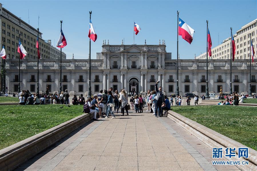 Chile espera ampliar lazos con China