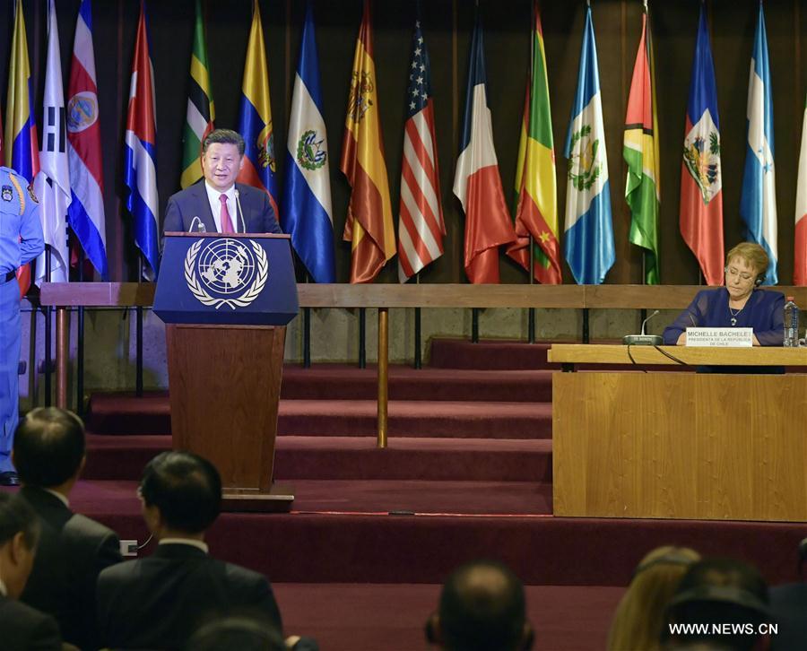Xi Jinping appelle la presse chinoise et latino-américaine à donner une image plus réaliste des deux parties
