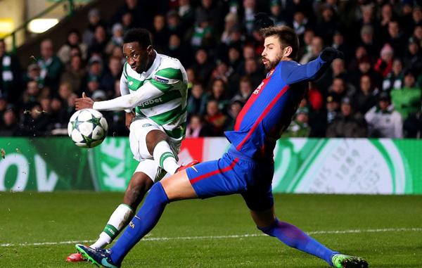 El Barcelona se impone (2-0) al Celtic y ya está en octavos