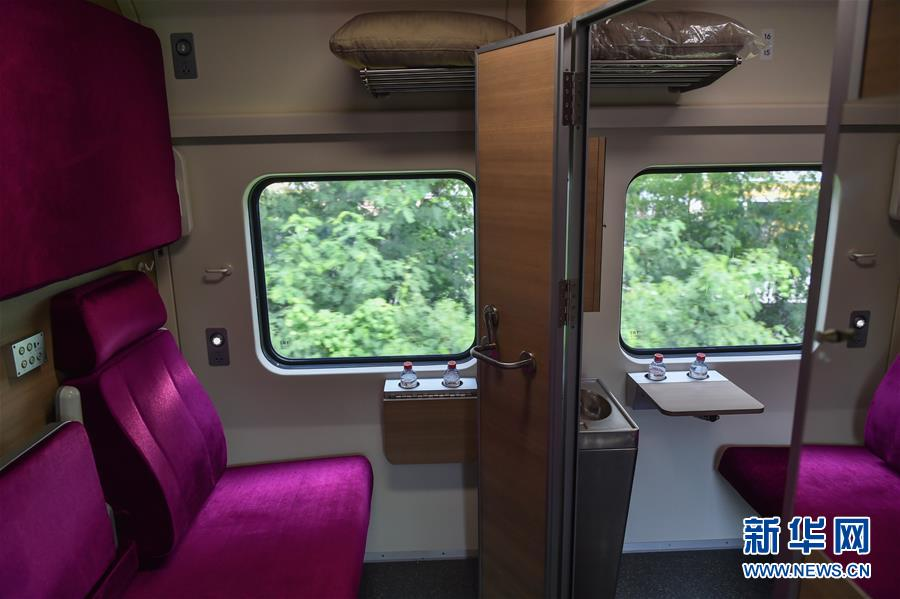 Китай поставил в Таиланд партию современных вагонов