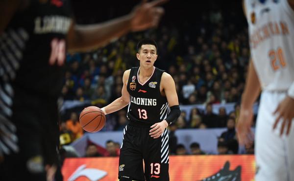 CBA: Comandados por 23 puntos y 7 rebotes de Guo Ailun,el quinteto de Liaoning vence (99-91) al de Sichuan