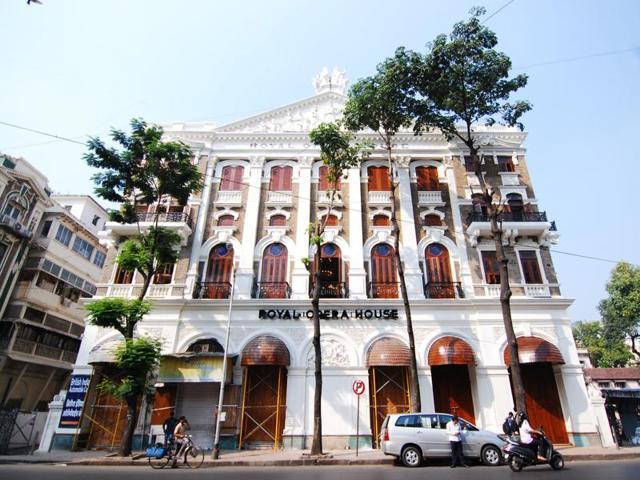 孟买皇家歌剧院时隔23年后重新开张
