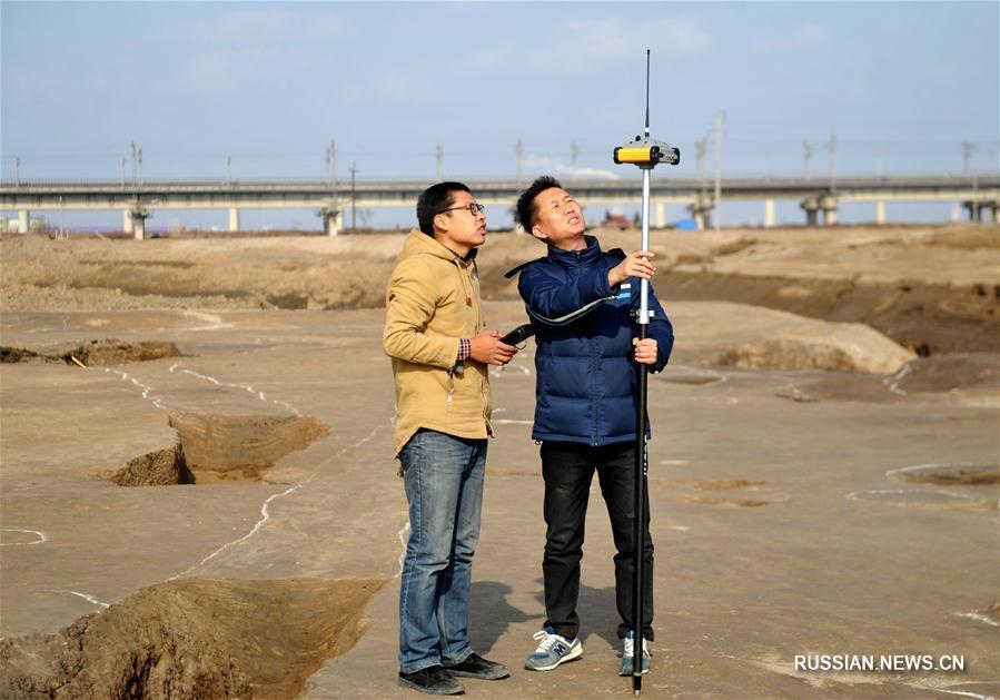 В провинции Хэбэй обнаружены развалины солеварни времен династии Тан