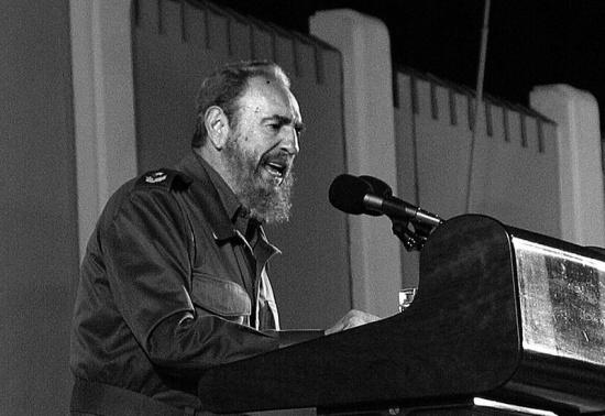 Архив: Фидель Кастро