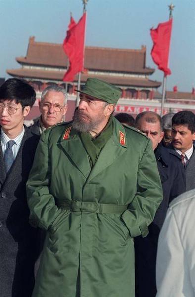 El presidente chino envía un mensaje de condolencias a Cuba