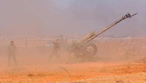 Правительственные войска отбили у боевиков район на востоке Алеппо