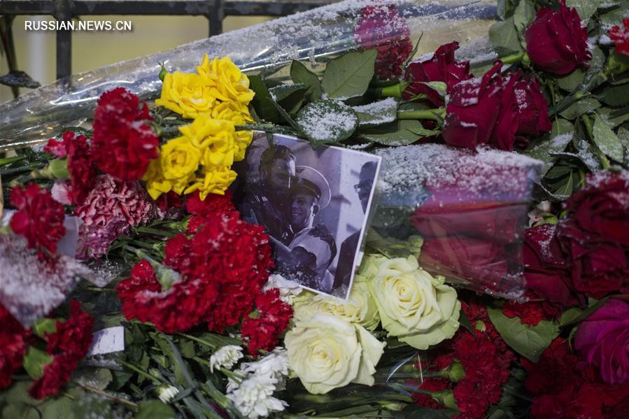 Москва скорбит по Ф.Кастро