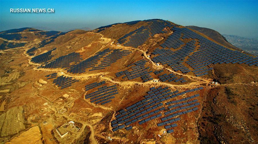 Совокупная мощность электростанций на новых источниках энергии, действующих на севере провинции Хэбэй, превысила 12 млн кВт
