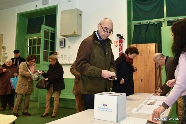 فيون يفوز بترشيح اليمين الفرنسي لانتخابات الرئاسة الفرنسية