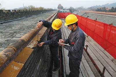 Масштабные реставрационные работы начались в Запретном городе в Пекине