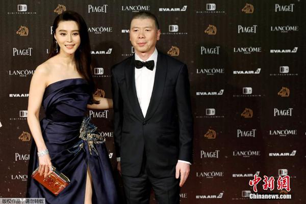 """Las películas de la parte continental de China triunfan en los """"Óscars"""" de habla china"""