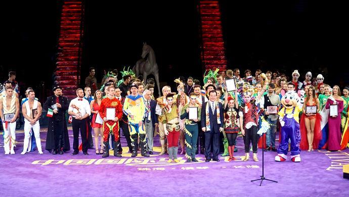 Смотр на юге Китая собрал 27 коллективов из 21 страны
