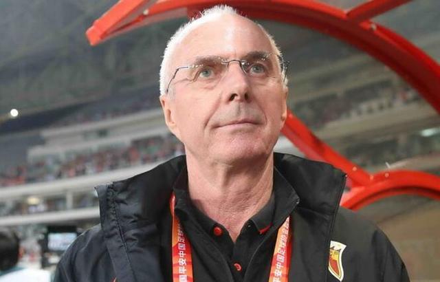 Fútbol: Shanghai SIPG termina su relación con Sven Eriksson,sustituido por Andre Villa-Boas