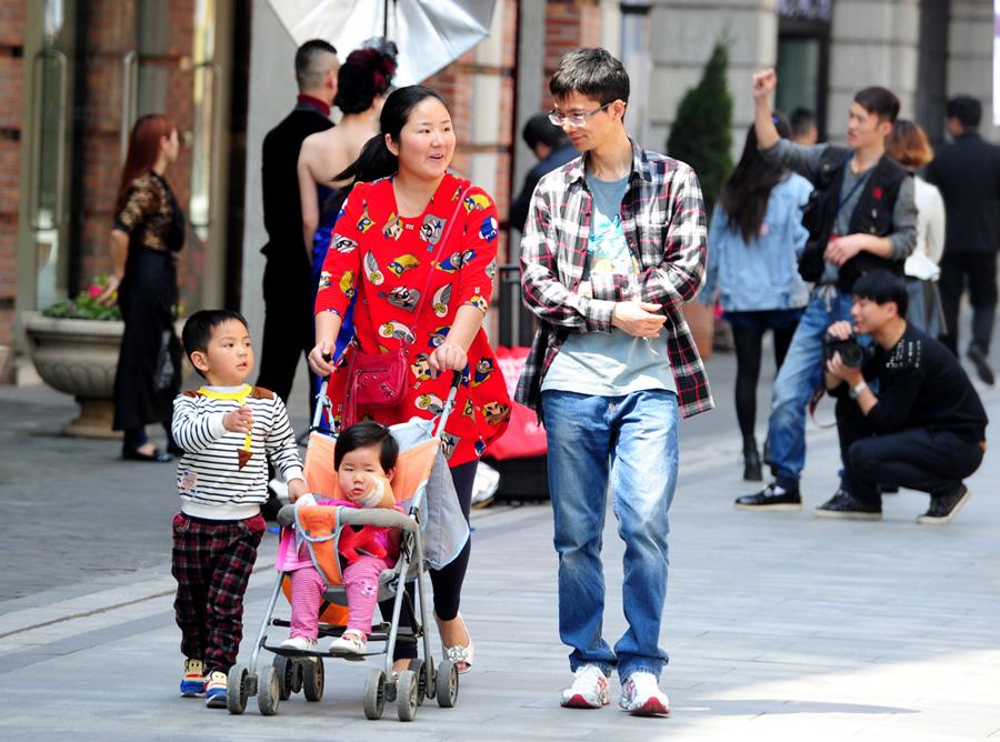 China espera un total de 17,5 millones de nacimientos en 2016