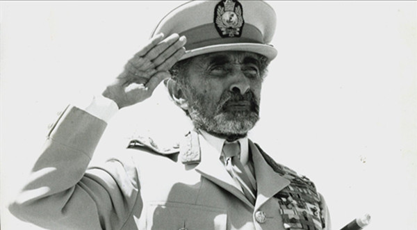 Emperor Haile Selassie of Ethiopia. He was the last Emperor. He died in 1975.