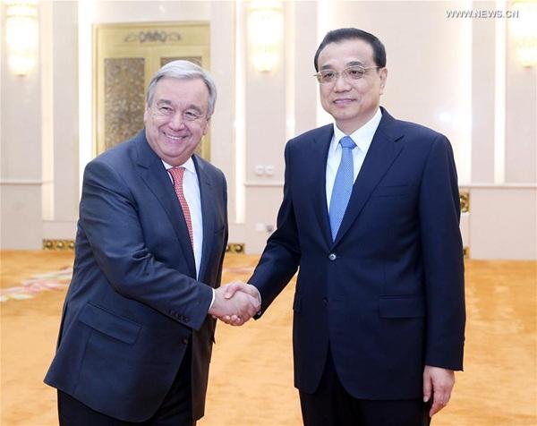 رئيس مجلس الدولة الصينى: يتعين على المجتمع الدولي دعم العولمة الاقتصادية