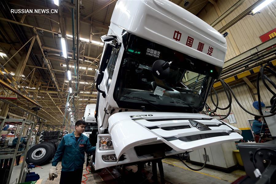 """Инициатива """"пояса и пути"""" способствует успеху китайских машиностроителей на международном рынке"""
